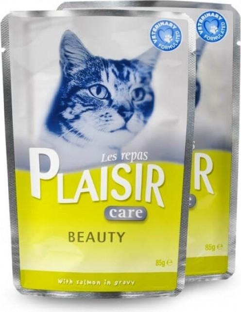 Equilibre & Instinct Repas plaisir Care Beauté du pelage pour chat Adulte