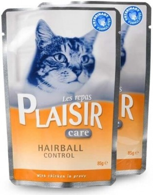 Equilibre & Instinct Repas plaisir Care Hairball Control pour chat Adulte