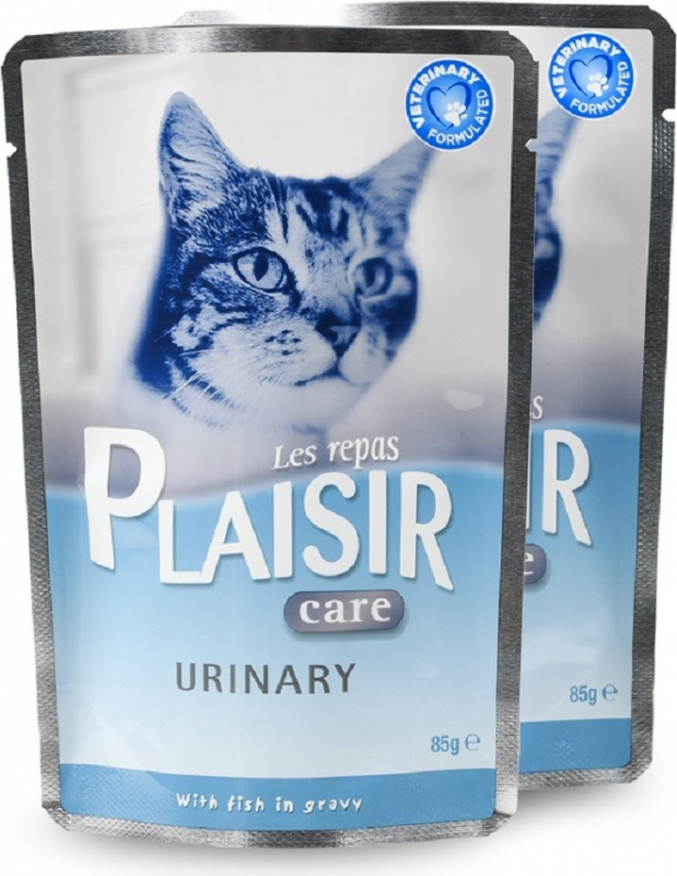 Equilibre & Instinct Repas plaisir Care Urinary pour chat Adulte
