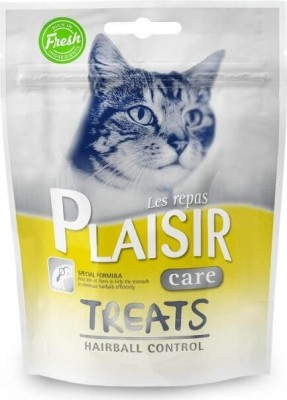 Equilibre & Instinct Repas plaisir Care friandises Hairball Control pour chat Adulte