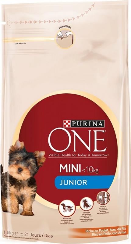 Purina ONE Mini Chien Junior