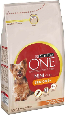 Purina ONE Mini Chien Senior