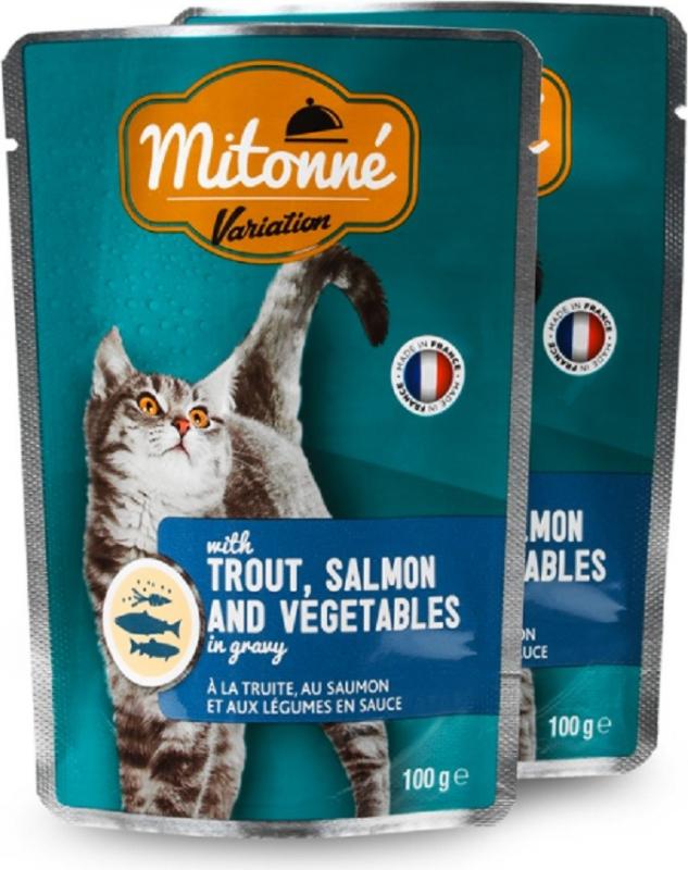 Equilibre & Instinct stoofpotje voor volwassen katten