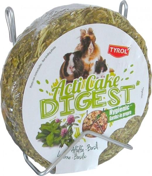 Tyrol Acticake Digest pour lapins et rongeurs