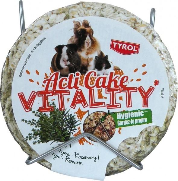 Tyrol Acticake Vitality pour lapins et rongeurs