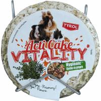 Tyrol Acticake Vitality voor konijnen en knaagdieren