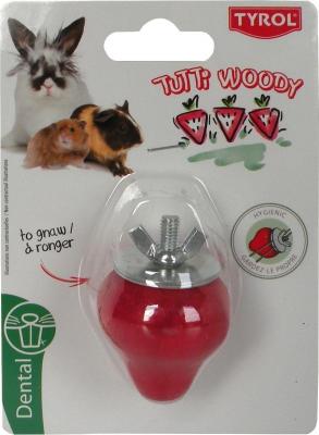 Tyrol Fraise bois à ronger Tutti Woody