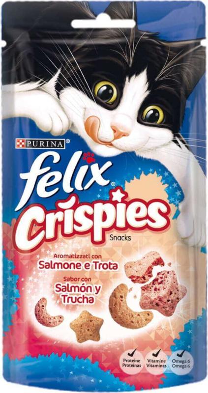 FELIX Crispies Snacks - 2 saveurs au choix