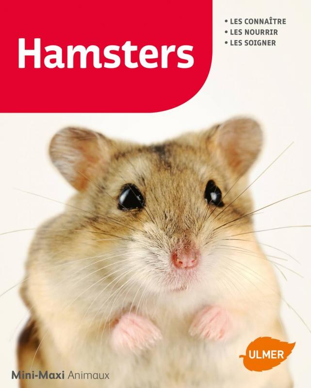 Hamsters conocerlos, alimentarlos ,cuidarlos