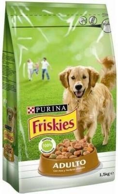 Croquettes Friskies pour chien Adulte Volaille