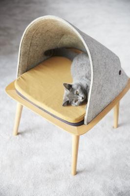 Panier Meyou Le Bed pour chat