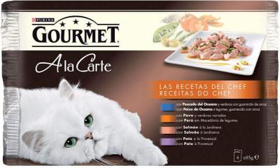 Gourmet A la Carte