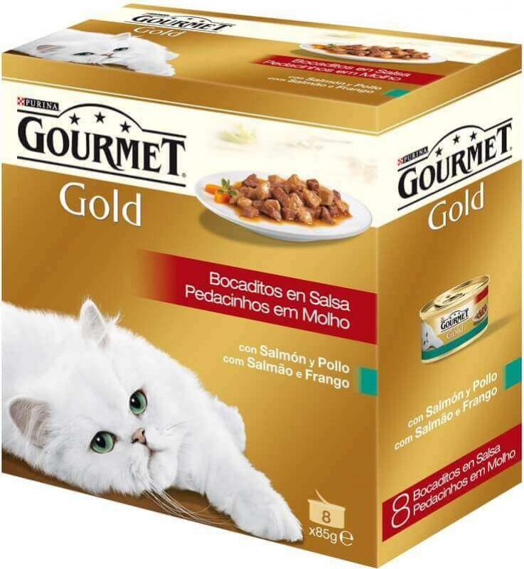 GOURMET Gold bouchées en sauce - plusieurs saveurs au choix