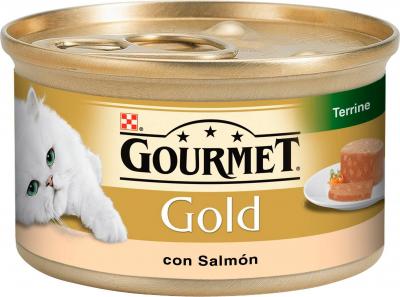 GOURMET Gold terrine - plusieurs saveurs