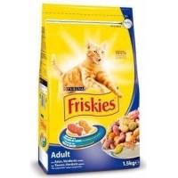 Friskies chat adulte au Poisson