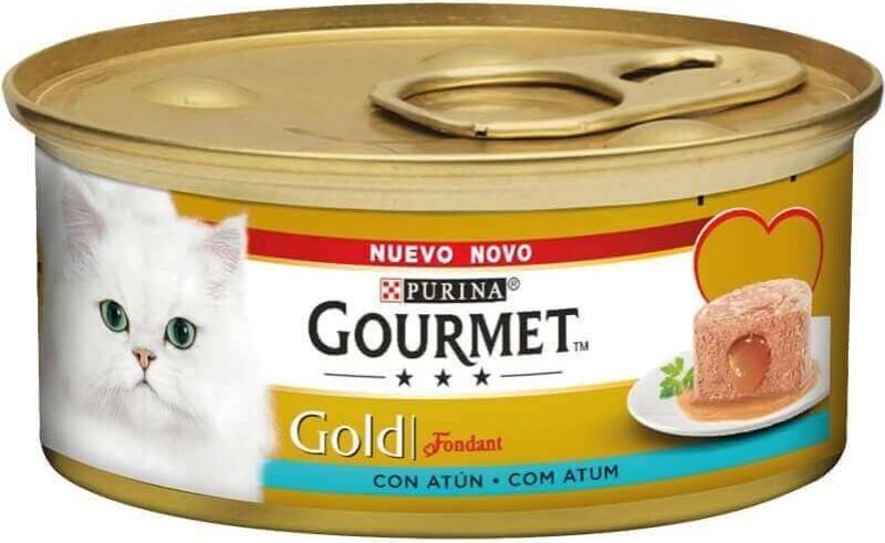 GOURMET Gold fondant - plusieurs saveurs au choix
