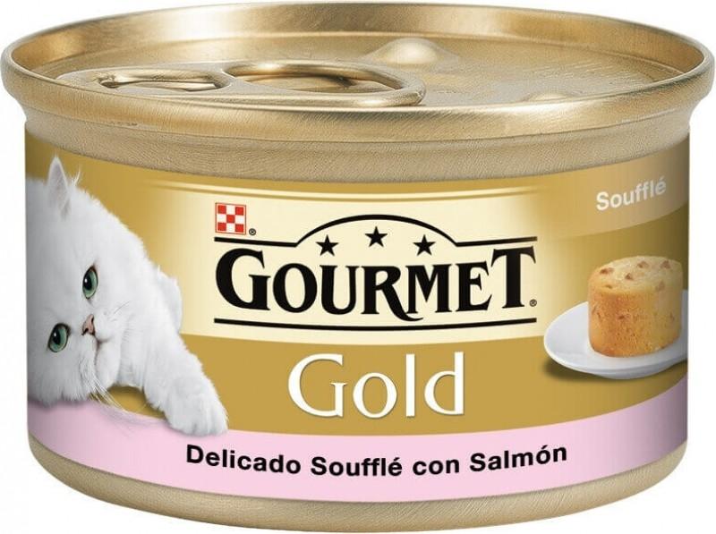 GOURMET Gold soufflé - 2 saveurs au choix - 85g