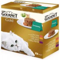 GOURMET Gold Tartelette - 2 saveurs au choix