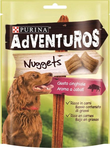 Friandises Adventuros Nuggets pour chien