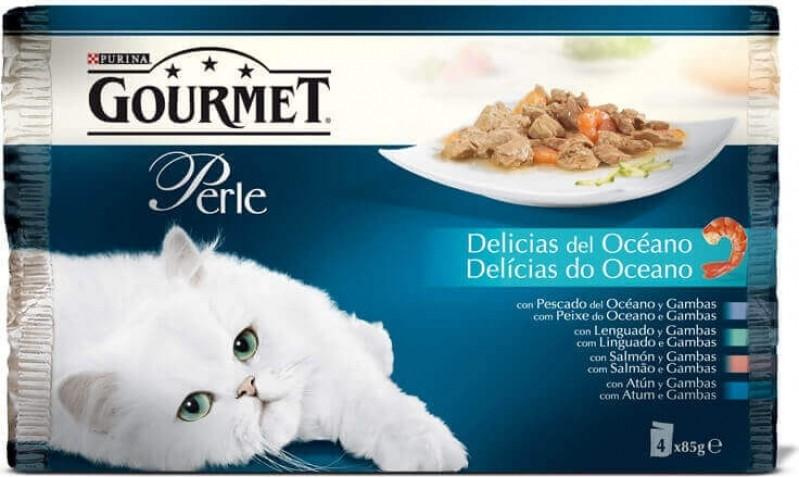 GOURMET Perle Délices - plusieurs saveurs au choix