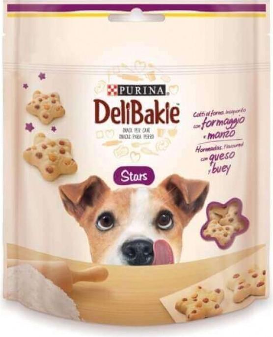 Friandises DeliBakie Stars Biscuits Chien Adulte