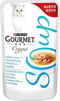 Gourmet Crystal Soupe