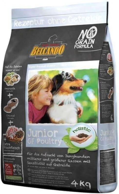 Belcando Junior GF Poultry à la Volaille pour jeune chien