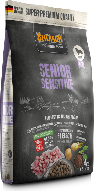 Belcando Senior sensitive pour chien âgé
