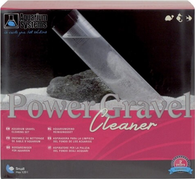 Aspirateur Power Gravel Cleaner pour aquarium