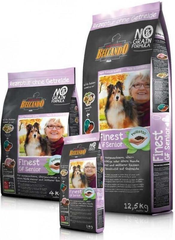 Belcando Finest GF Senior pour chien adulte en surpoids ou âgé