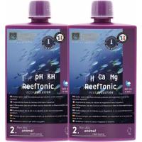 Reef Evolution Reef Tonic 1 et 2 pour aquarium marin