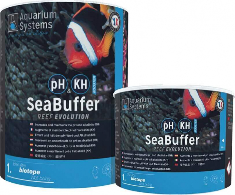 Reef Evolution Sea Buffer pour aquarium marin