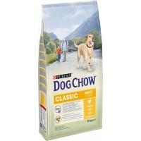 DOG CHOW Classic para cão adulto sabor a frango