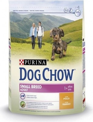 DOG CHOW Small Breed Adult pour chien adulte de petite taille