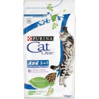 CAT CHOW FELINE 3 en 1 pour chat adulte