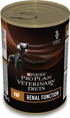 Pâtée Pro Plan Veterinary Diets Canine NF Renal Function - 400g