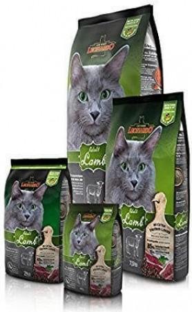 Leonardo Adult Lamb à l'Agneau pour chat adulte