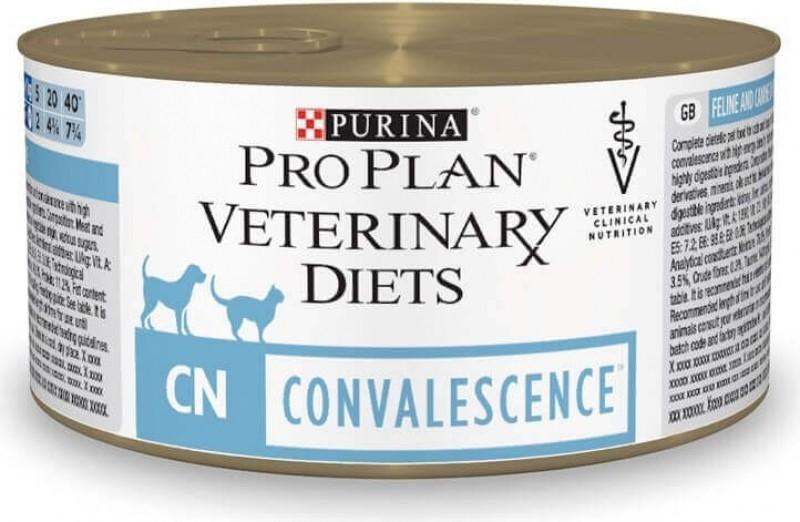 Pâtée Pro Plan Veterinary Diets CN Convalescence - 195g