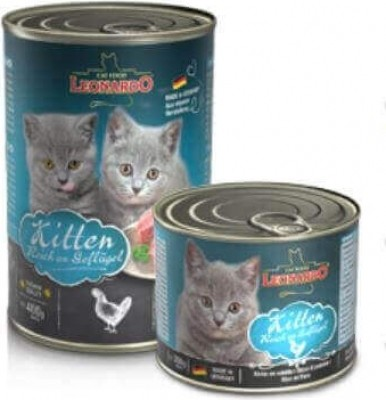 Leonardo Kitten Quality Selection pour chaton