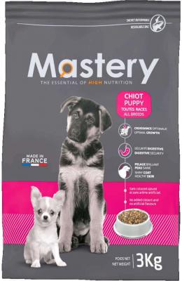 Mastery Chiot super premium