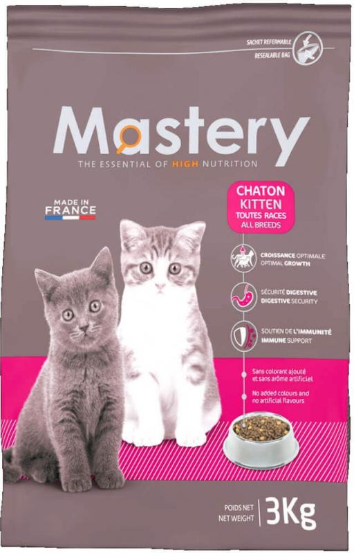 Mastery chaton super premium