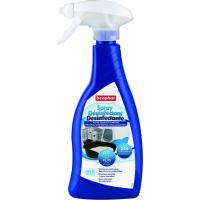 Spray nettoyant désinfectant pour l'environnement de l'animal