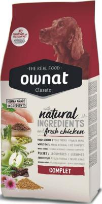 OWNAT Classic Complet pour chien adulte au poulet