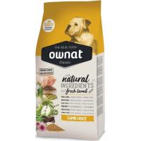 OWNAT Classic Lamb & Rice pour chien adulte à l'agneau et au riz