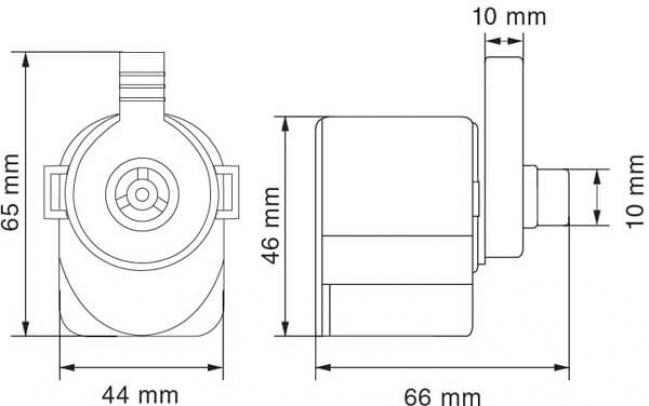 Pompe à eau Maxi-Jet Micro