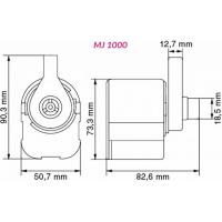 Pompe à eau Maxi-Jet 500 et 1000