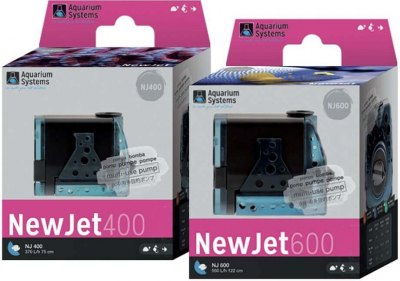 Pompe à eau New-Jet 400 et 600