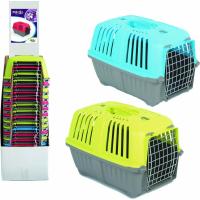 Cage de transport Pratiko pour chien et chat