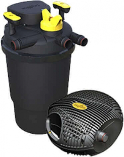 kit de filtration laguna clearflo avec uv pour bassin. Black Bedroom Furniture Sets. Home Design Ideas