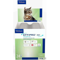 Virbac Effipro Duo pour chat